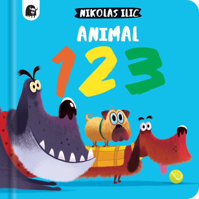Cover for Animal 123 (Nikolas Ilic's First Concepts)
