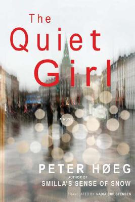 The Quiet Girl Cover