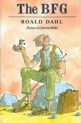 Cover for The BFG