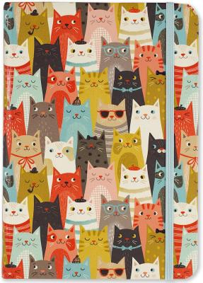 Cats Journal (Diary, Notebook) Cover Image