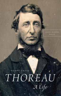 Henry David Thoreau: A Life Cover Image
