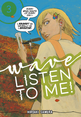 Cover for Wave, Listen to Me! 3