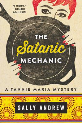 The Satanic Mechanic Cover Image