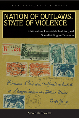 Cover for Nation of Outlaws, State of Violence