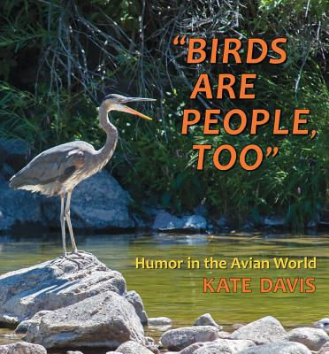 Cover for Birds Are People, Too