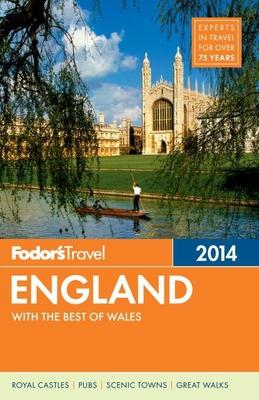 Fodor's England Cover Image
