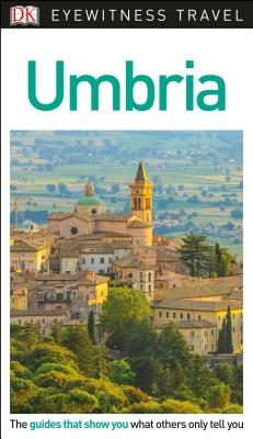 DK Eyewitness Umbria: 2018 (Travel Guide) Cover Image