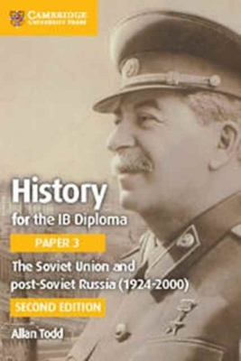 The Soviet Union and Post-Soviet Russia (1924-2000) (Ib Diploma) Cover Image
