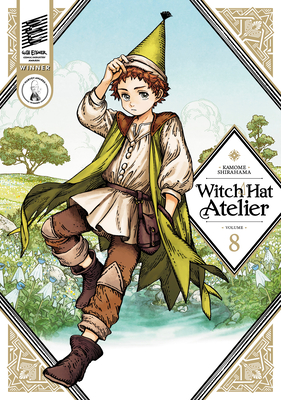 Witch Hat Atelier 8 Cover Image