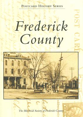 Cover for Frederick County (Postcard History)
