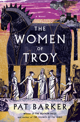 The Women of Troy: A Novel cover