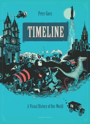 Timeline: A Visual History of Our World Cover Image