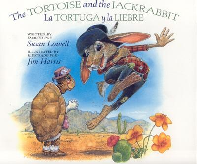 The Tortoise and the Jackrabbit Cover Image