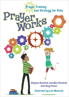 Cover for PrayerWorks