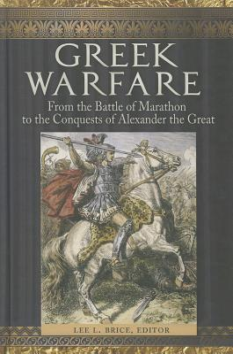 Cover for Greek Warfare