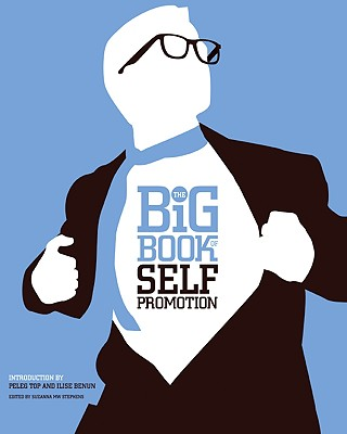 The Big Book of Self Promotion Cover