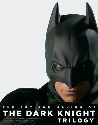 The Art and Making of the Dark Knight Trilogy Cover