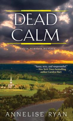 Cover for Dead Calm (A Mattie Winston Mystery #9)