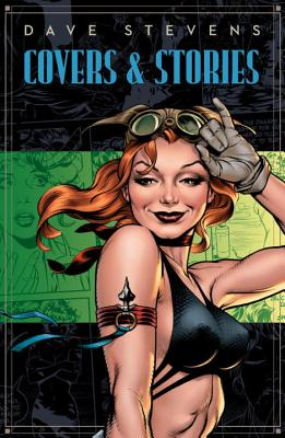Dave Stevens' Stories & Covers Cover