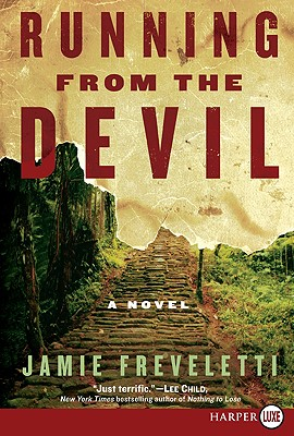 Running from the Devil: A Novel Cover Image
