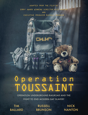 Operation Toussaint Cover Image