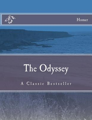 The Odyssey: A Classic Bestseller Cover Image