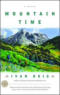 Mountain Time: A Novel Cover Image