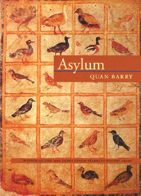 Asylum (Pitt Poetry Series) Cover Image