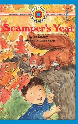 Scamper's Year: Level 1 (Bank Street Ready-To-Read) Cover Image