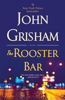 The Rooster Bar: A Novel Cover Image
