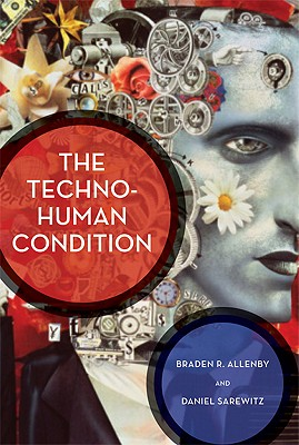 The Techno-Human Condition Cover