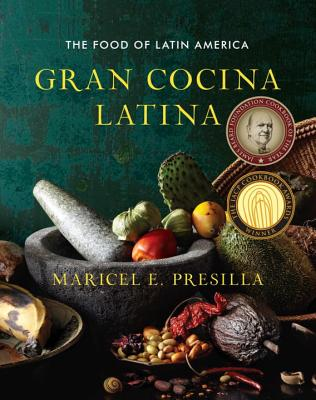 Gran Cocina Latina: The Food of Latin America Cover Image