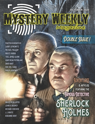 Mystery Weekly Magazine: October 2020 Cover Image