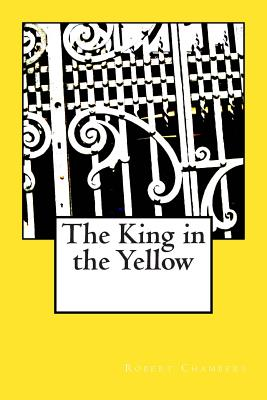 The King in the Yellow Cover Image