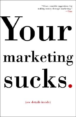 Your Marketing Sucks Cover