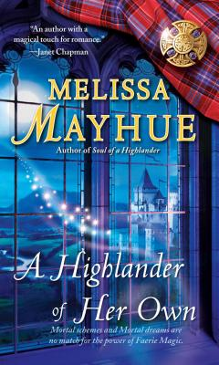 Cover for A Highlander of Her Own