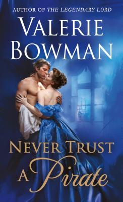 Cover for Never Trust a Pirate (Playful Brides #7)