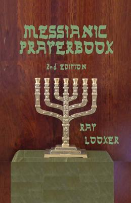 Messianic Prayerbook Cover Image