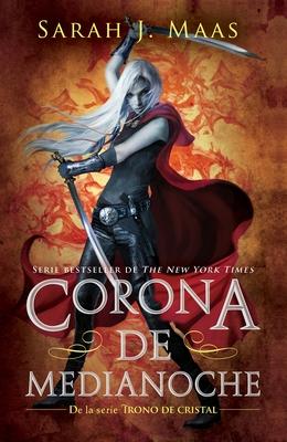 Corona de medianoche /Crown of Midnight (Trono de Cristal / Throne of Glass) Cover Image