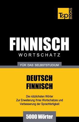 Finnischer Wortschatz für das Selbststudium - 5000 Wörter Cover Image