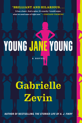 Young Jane Young: A Novel Cover Image
