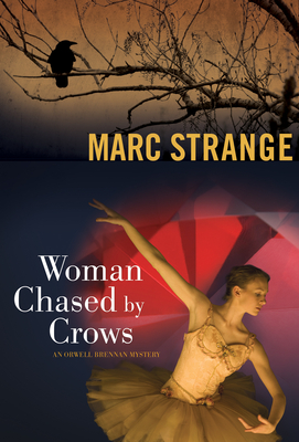 Woman Chased by Crows Cover