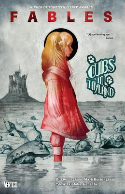 Fables Vol. 18 Cover