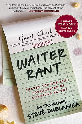 Waiter Rant Cover