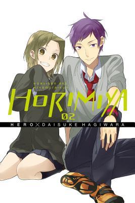 Horimiya, Vol. 2 (Horimyla #2) Cover Image