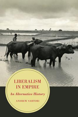 Cover for Liberalism in Empire
