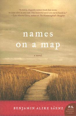 Names on a Map Cover