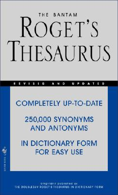 The Bantam Roget's Thesaurus Cover