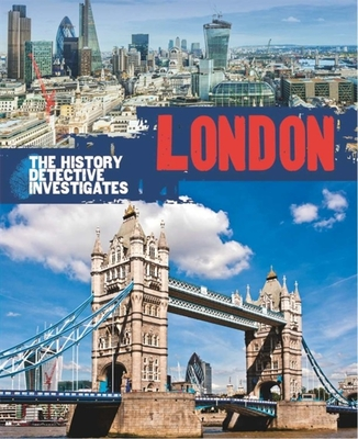 The History Detective Investigates: London Cover Image