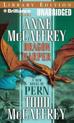 Cover for Dragon Harper